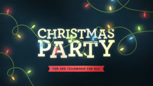 Christmas Party @ Kimberley Foursquare